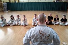 Egzamin na stopnie taekwondo, Pajęczno, 27.01.2019
