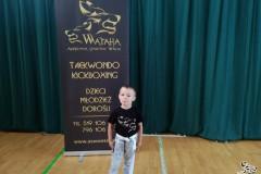 Egzamin taekwondo i kickboxing, Pajęczno, 15.06.2019