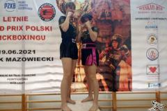 Letnie Grand Prix Polski w Kickboxingu, Mińsk Mazowiecki, 19.06.2021