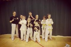 Mistrzostwa Polski w Taekwondo ZS PUT, Ostróda, 17-18.03.2018