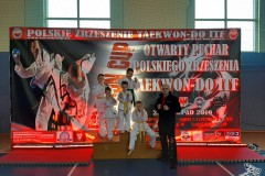 Otwarty Puchar Polski w Taekwon-do ITF, Drezdenko, 23.11.2019