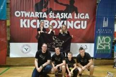 Śląska Liga Kickboxingu, Czeladź, 08.12.2018